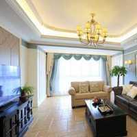 富裕型70平米客厅装修效果图