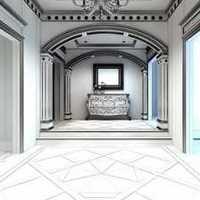 装修时把家里的门壁橱地板全部弄成深色了其