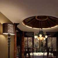 现代装修样板房客厅效果图