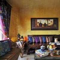 小型客厅品牌沙发装修效果图