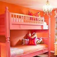 欧式儿童房壁纸装修效果图