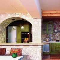 厨房自然装修效果图