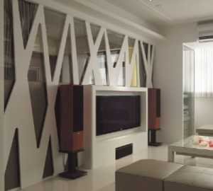 二居室的房子多大面积好?6万元的现代简约风格设计说明!-伟业富强天玺装修