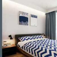 标准两室一厅装修效果图