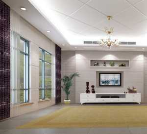 客厅采光不足怎样装修97平的小户型客厅