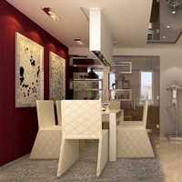 现代美发洗头室背景墙装修效果图