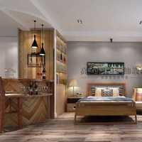 110平3室2厅装修图