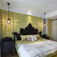 客厅奢华黑金花纹大地毯效果图