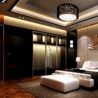 家居卧室空间装修效果图