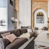 欧式奢华客厅四居装修效果图
