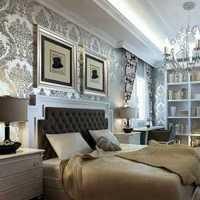 家居摆件橱柜现代两室两厅装修效果图