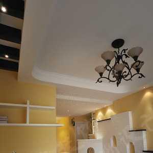 60平米两室一厅韩式装修效果图