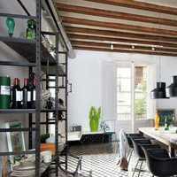 餐厅中式家居收纳飘窗装修效果图
