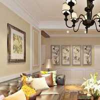 80平米两室一厅装饰图