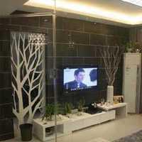 典雅美式雅致客厅装修效果图