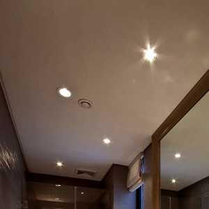 歐式風格二居室510萬80平米客廳新房效果圖