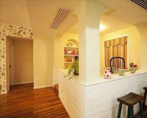 108平米两室两厅旧房装修