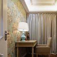 混搭風格公寓溫馨富裕型臥室床效果圖