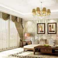 美式美式客厅装修效果图