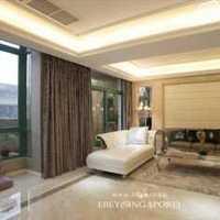 客厅窗帘现代现代客厅沙发装修效果图