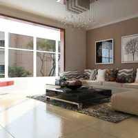 经济型沙发别墅客厅装修效果图