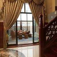 小户型10平米客厅长方形选园形灯长方形灯