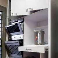 欧式厨房门口装修效果图