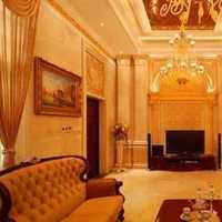 客厅古典展示装修效果图