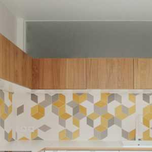 100平米老房装潢样板间