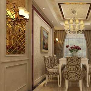 半圆型的客厅