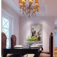 地中海别墅豪华型餐厅餐桌装修效果图