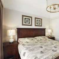 卧室欧式别墅单人沙发装修效果图