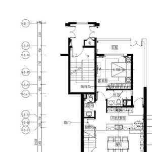 北京97平米兩室兩廳房屋裝修大約多少錢