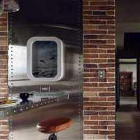 家用水箱马桶装修效果图