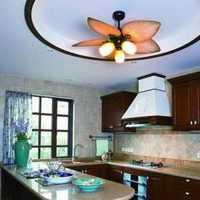 客厅和厨房移门装修效果图