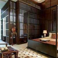 臥室美式大戶型實木家具裝修效果圖