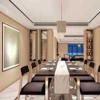 100平方米二层四室一厅一厨一卫效果图