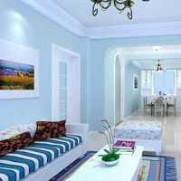 现代风格小户型米白卧室效果图
