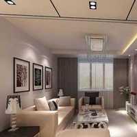 96平两室一厅3万预算装修