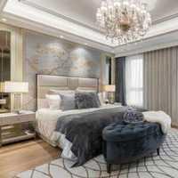 欧式别墅华丽贵族卧室装修效果图