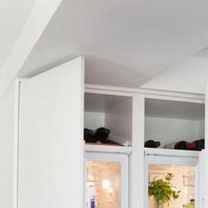 廚房設計新理念:櫥柜集成冰箱實例欣賞