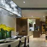 窗簾美式鄉村富裕型餐廳裝修效果圖