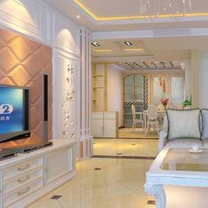 北京高层两室装修