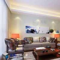 91-120平米三居室原木色中式风格书桌效果图