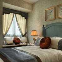 卧室隔断壁灯书柜欧式装修效果图