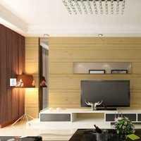 客厅电视柜客厅家具吸顶灯装修效果图