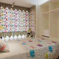 欧式古典小空间儿童房装修效果图