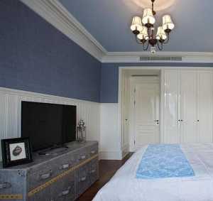 阳台客厅改两间卧室装修效果图