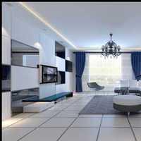 客厅电视背景墙欧式样板房装修效果图