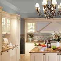 现代简约厨房鸿鹄作品装修效果图